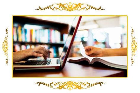 تأیید محتوا و تایپ تخصصی کتاب