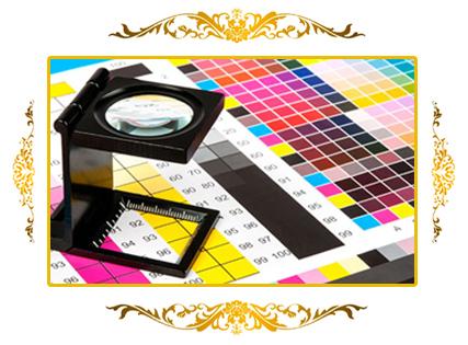 مدهای رنگی و فرمت های گرافیکی