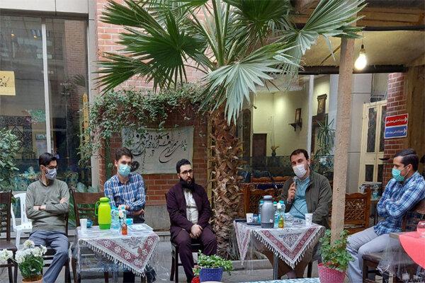 نخستین نشست انجمن کتابفروشان جبهه فرهنگی انقلاب برگزار شد