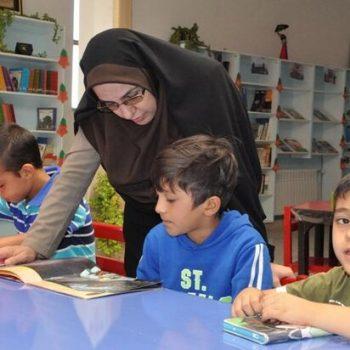 کتابخانههایی برای کمک به پیشرفت روستاها