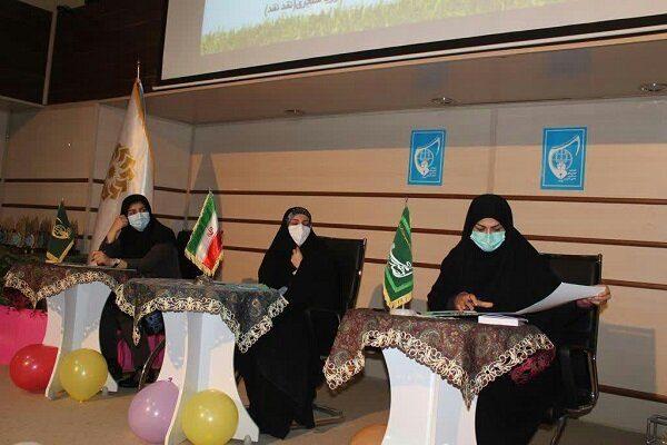 اختتامیه نمایشگاههای دانش آموزی مدرسه انقلاب کرمانشاه برگزار شد