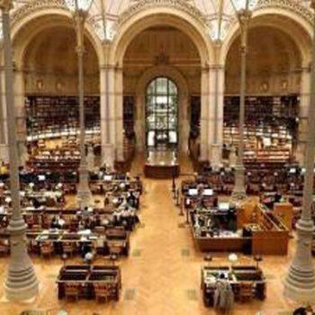 سیر تبدیل از «کتابخانه سلطنتی» تا «کتابخانه ملی»